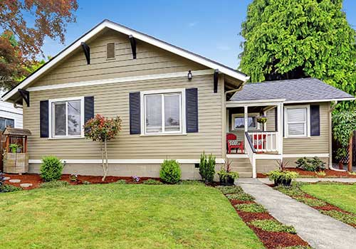 Curb Appeal on a Budget